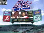 "m.l.k - ""Live From The Dugout"""