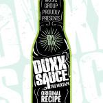 Duxx Sauce CD COVER By Van Gammon