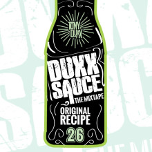 Duxx Sauce CD COVER By Van Gammon